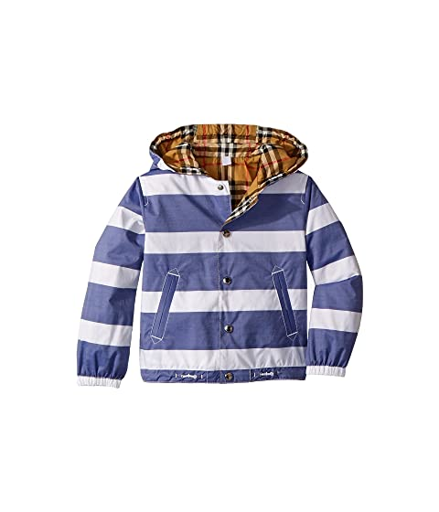 Burberry Kids Mayer ACHAI Outerwear (Little Kids/Big Kids)