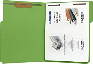 The File King Green File Folder with 2