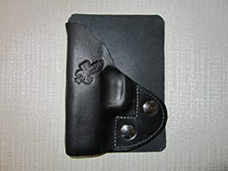 Braids Holsters Diamondback DB9 Leather Wallet or Pocket Gun Holster for db9