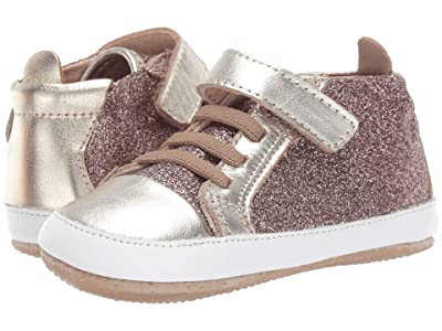 Old Soles Cheer Glam (Infant/Toddler) (Glam Chocolate) Boy