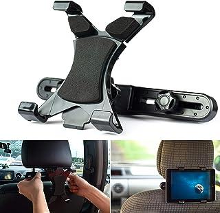 PSTZ® Tablet Halterung für die Kopfstütze im Auto, für iPad und Samsung Galaxy Tablets von 7 10 Zoll   Halter im KFZ
