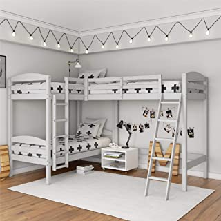 Best three level bunk beds Reviews