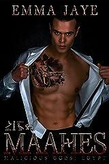 Maahes: Dark Gay Romantic Suspense Kindle Edition