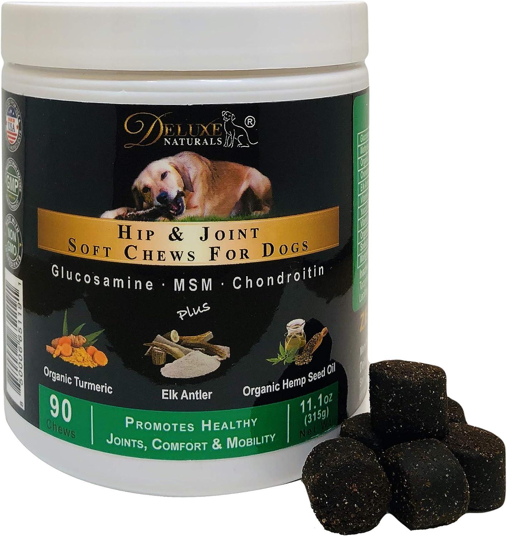 depot Deluxe Naturals Unique Elk price Antler Glucosamine Flavor A Dogs for