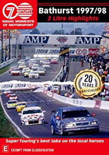 20 Years Bathurst 1997-1998 The 2-Litre Highlights | NON-USA Format | PAL | Region 4 Import - Australia