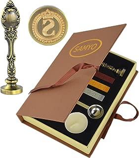 Best brass seal stamp Reviews