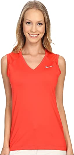 Greens Sleeveless Top
