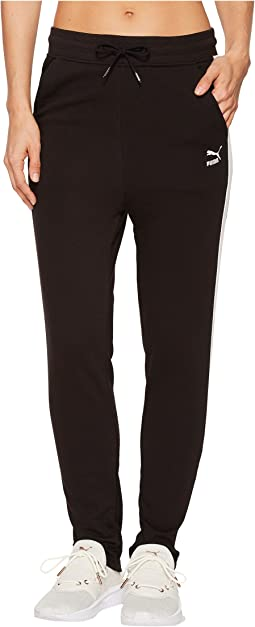 PUMA - Classics Logo Open Hem Pants