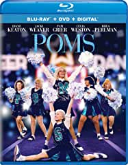 POMS starring Diane Keaton arrives on Digital July 23 and on Blu-ray, DVD Aug. 6 from Universal Pictures