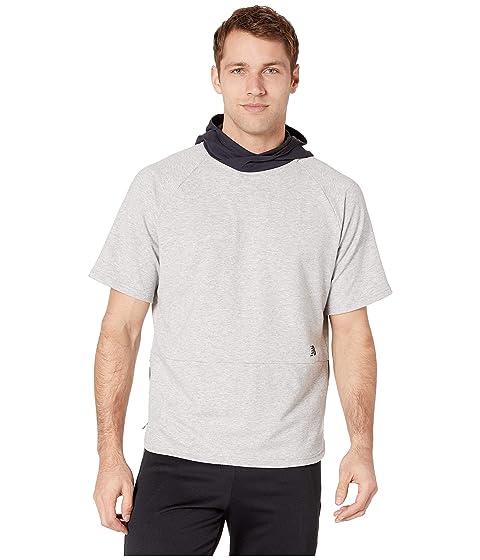 e7f3856cf New Balance R.W.T. Short Sleeve Hoodie at Zappos.com