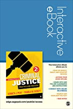 Introduction to Criminal Justice Interactive eBook Student Version: Practice and Process