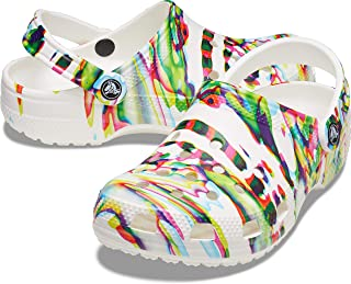 Men's and Women's Classic Tie Dye Clog | Comfortable Slip On Water Shoes