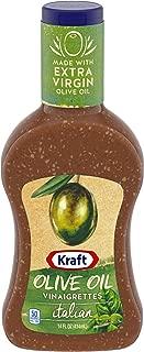 Kraft Olive Oil & Vinaigrette Italian Dressing (14 oz Bottle)