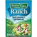 Hidden Valley Original Ranch Salad Dressing & Seasoning Mix, Gluten Free - 1 Packet
