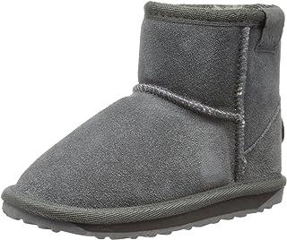 EMU Australia Emu Australia Wallaby Mini - Zapatos de punta cuadrada sin cordones