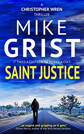 Saint Justice: A Christopher Wren Thriller (English Edition)