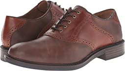 Brown Oiled Nubuck/Mahogany