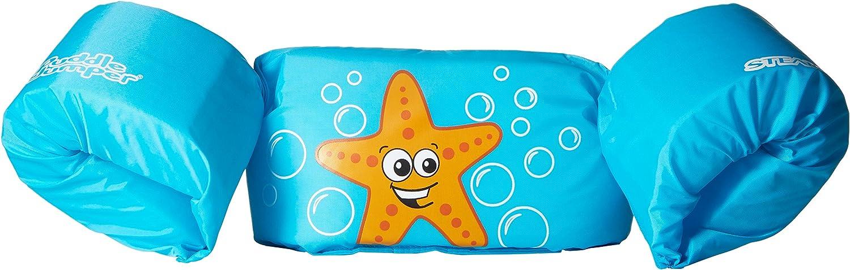Stearns Puddle Jumper Basic Life Jacket, blueee Starfish, 30-50 lbs