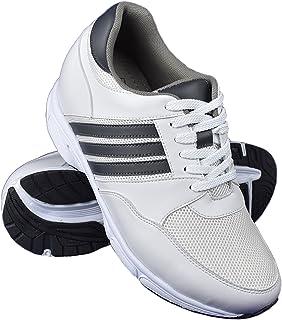 Zerimar Zapatos con Alzas Hombre| Zapatos Deportivos con Alzas Que Aumenta su Altura + 8 cm| Zapatillas Hombre de Vestir| ...