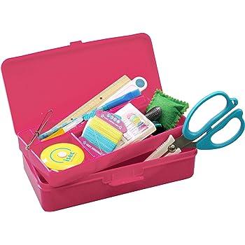 [アイセック] コンパクト裁縫セット 標準 (ピンク)
