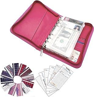 $26 » rnairni All-in-One Cash Envelopes Notebook - Finances Organizer Calendar Budget Planner Notebook with 2020 Weekly & Monthl...