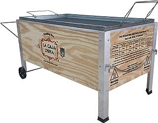 La Caja China Model 2 - Portable 100 lb Pig Roaster
