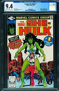 she hulk 1 cgc