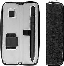 MoKo Apple Pencil Holder - Funda de PU con Bolso y Soporte para New iPad 10.2 2019/iPad Air (3rd Generation) 10.5