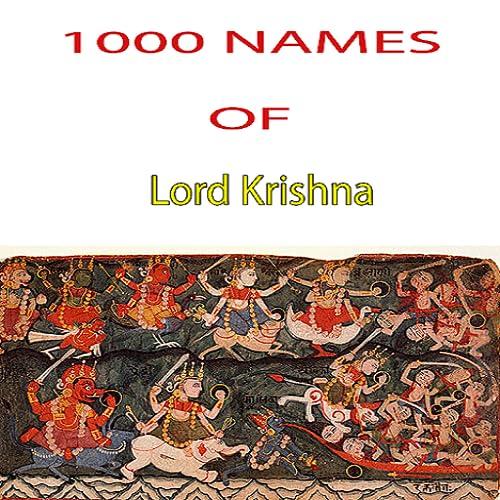1000 Names Of Lord Krishna