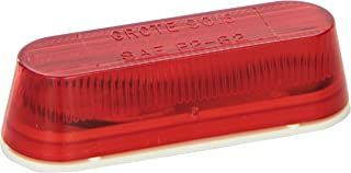 Grote 45252 Thin-Line Single-Bulb Clearance Marker Light