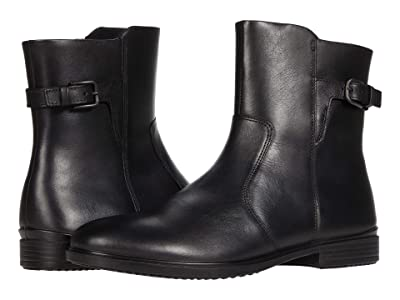 ECCO Touch 15 Hydromax Buckle Boot (Black) Women