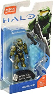 Mega Construx Halo Heroes CE Master Chief Building Set