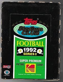 topps stadium club 1992 series 2