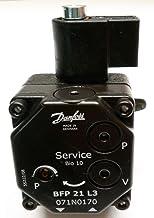 Pompe /à fioul Danfoss BFP 21 L3 Une Sortie gicleur CBM