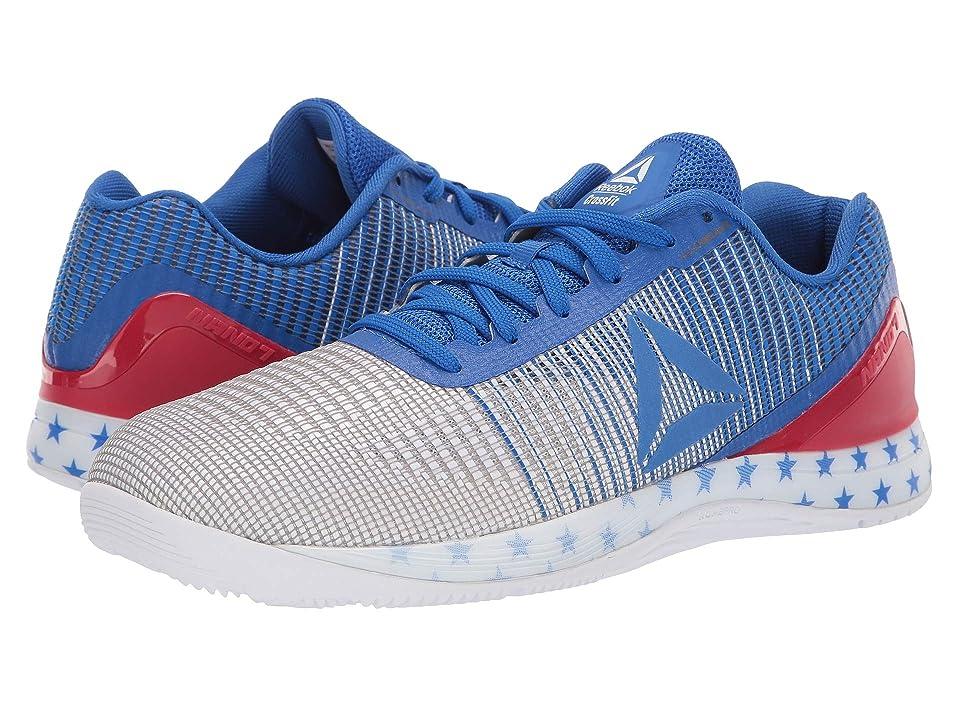 767f9e5a2 Reebok Crossfit Nano 7 (Liberty White Vital Blue Primal Red) Men s Shoes