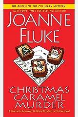 Christmas Caramel Murder (A Hannah Swensen Mystery Book 20) Kindle Edition