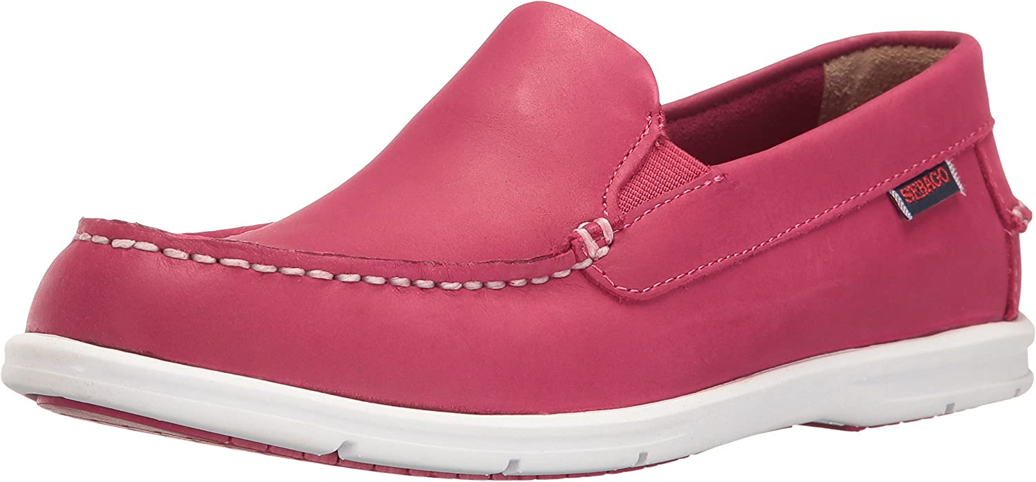 Sebago Womens Liteside Slip on Slip-On Loafer