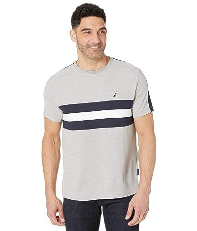 Nautica Navtech Chest-Stripe T-Shirt