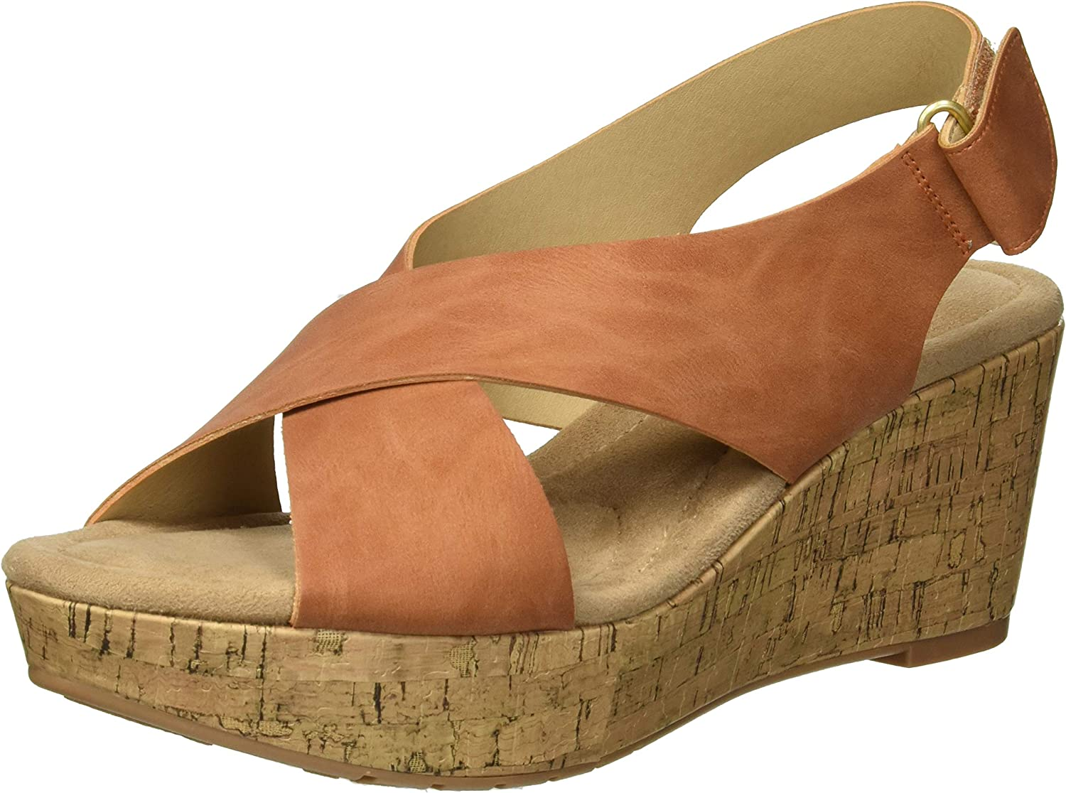 CL by Chinese Limited time cheap sale Laundry Women's Large-scale sale Wedge Dream Girl Sandal
