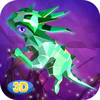 Deep Ocean and Highest Sky Dragon Life Arcade Simulator