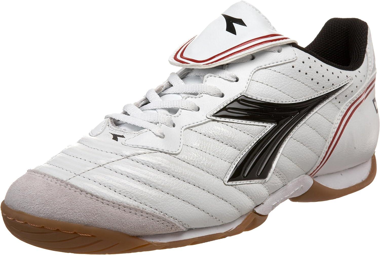 Diadora Men's Scuddetto LT Indoor Soccer shoes