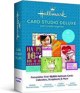 Nova Development US Hallmark Card Studio 2015 Deluxe 1 - Old Version