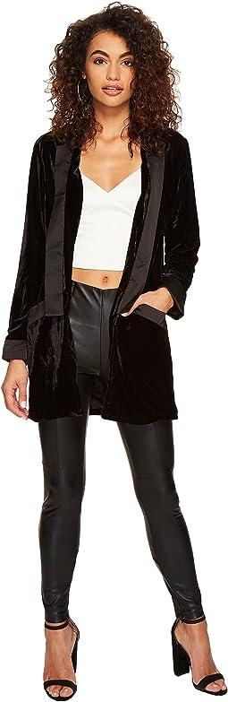 BB Dakota - Curran Velvet Blazer