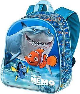 Buscando a Nemo Sea-Mochila Basic, Multicolor, Talla única