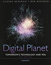 Digital Planet: Tomorrow's Technology and You, Complete Plus MyITLab Access Code