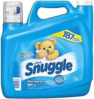 Snuggle Fabric Softener, 187 Load/150 Fluid Ounce
