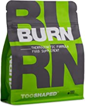 BURN aE Fat burner with caffeine green tea extract piperine etc highly-dosed For athletes to support fat burning weight loss aE 120 capsules from TOOSHAPED Estimated Price : £ 16,90