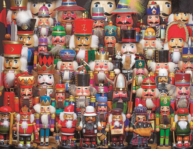 Springbok Puzzles 34-50046 Nutcracker Collection Jigsaw Puzzle, 350 Piece