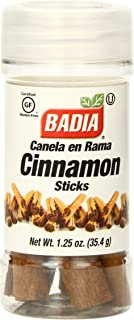 Badia Cinnamon Sticks, 1.25 Ounce (Pack of 12)