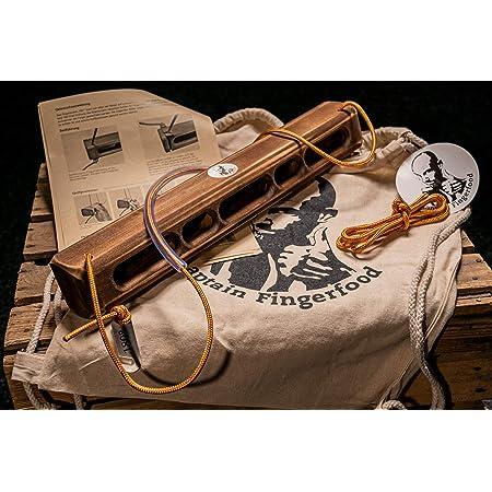 Captain Fingerfood Kletterboard Trainingsboard Hangboard 180/°